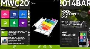 Nokia MWC 2014 App